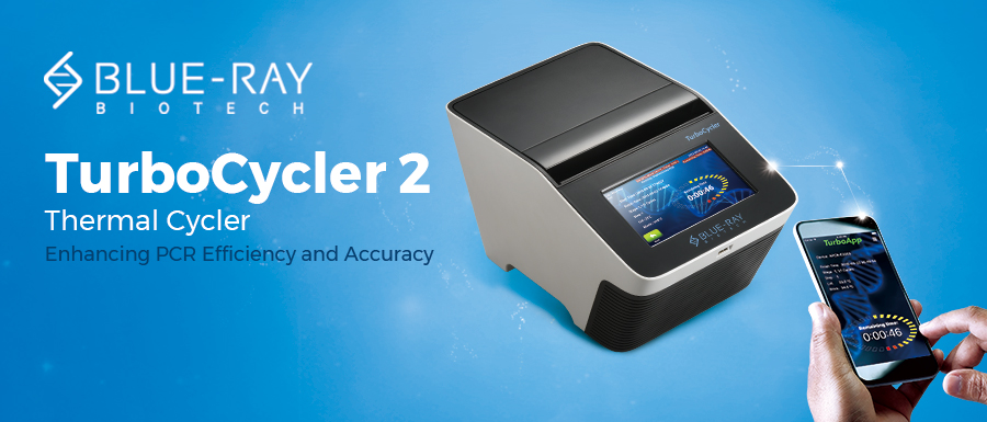 Blue-Ray Biotech TurboCycler 2 Thermal Cycler