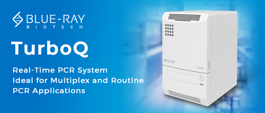 Blue-Ray Biotech TurboQ Real-Time PCR System