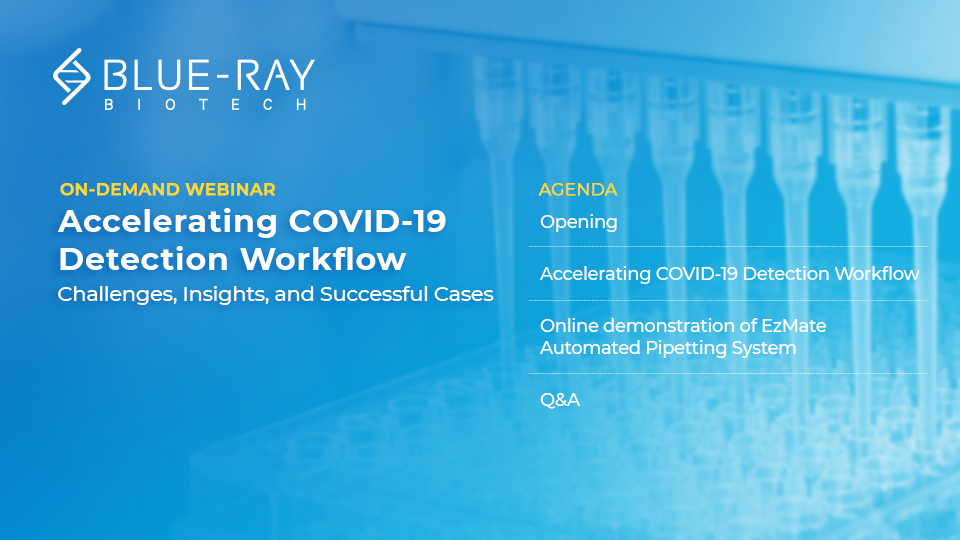 Webinar:Accelerating COVID-19 Detection Workflow - Challenges, Insights, and Successful Cases